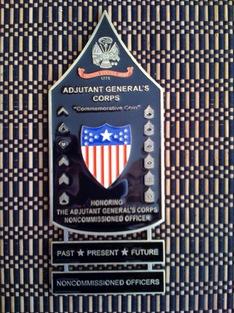 The Adjutant General Nco Super Coin Ag Super Coin